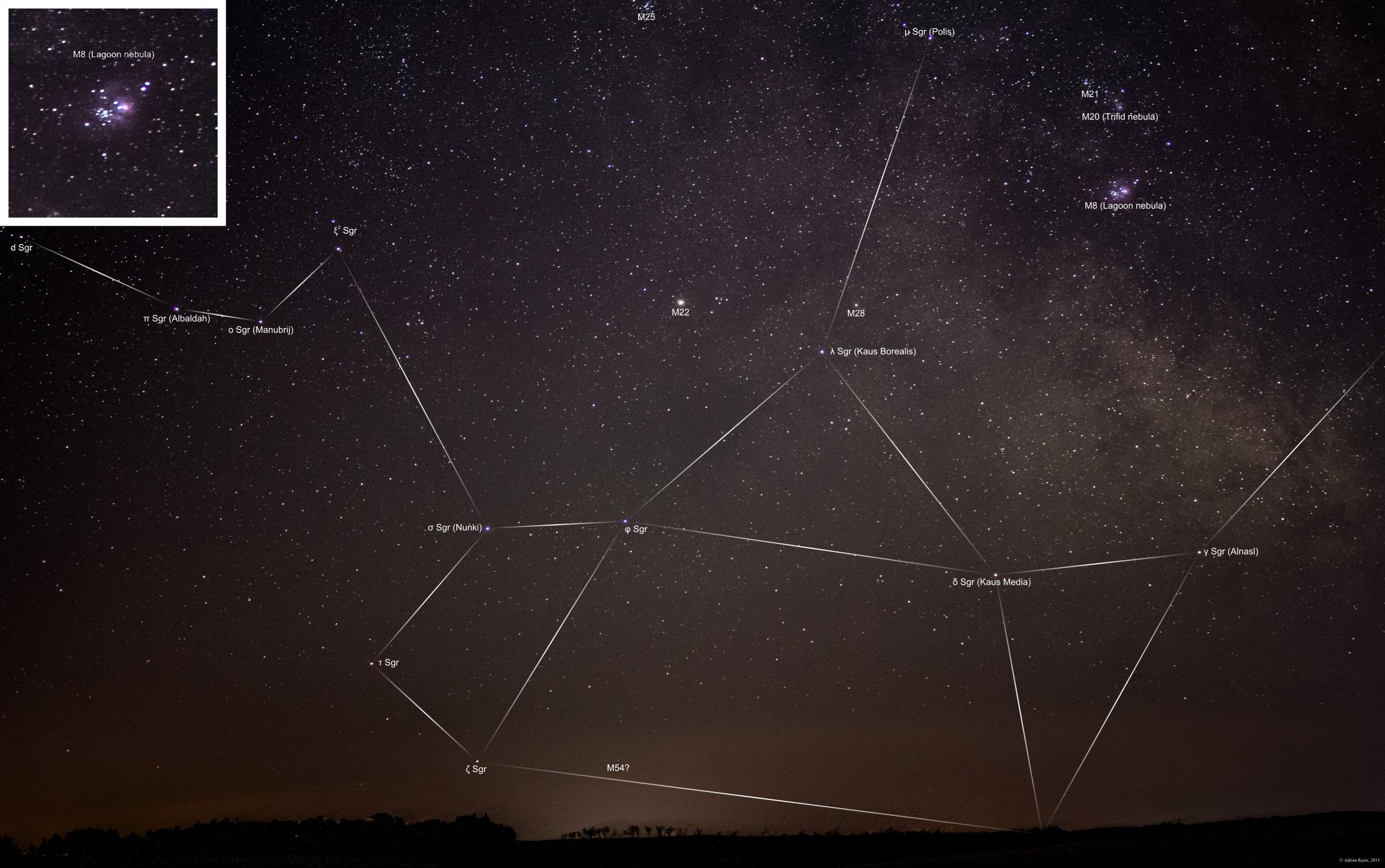 Constellation: Sagittarius