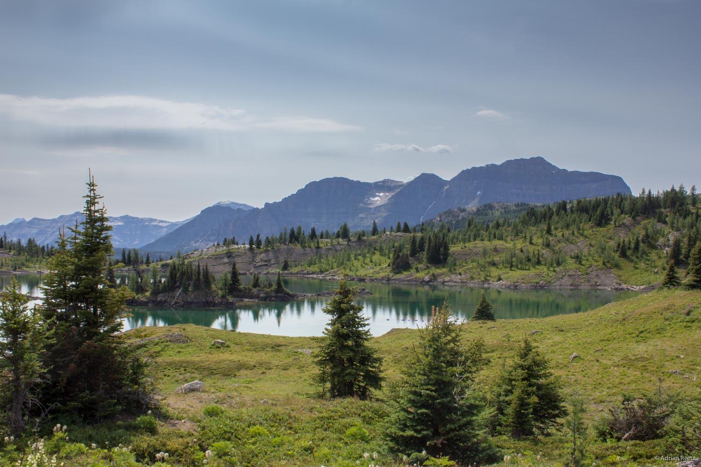 Rock Isle Lake and Monarch